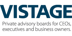 Vistage Transparent Logo